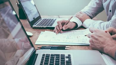 photo of preparing your corporate tax returns