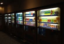 Photo of Buying a vending machines