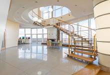 photo of top 5 hottest interior railing design trends