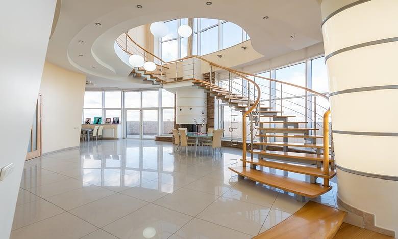 interior railing design