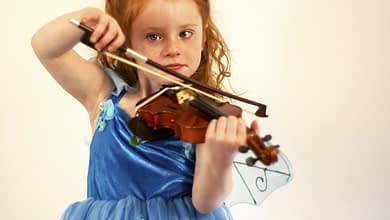photo of violin lessons in mississauga