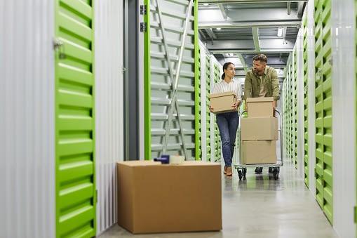 storage lockers North Vancouver